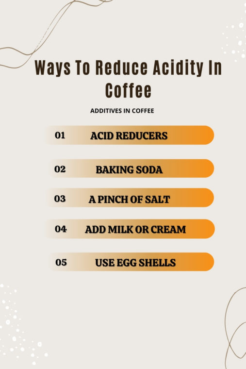 How to Reduce Acidity In Coffee