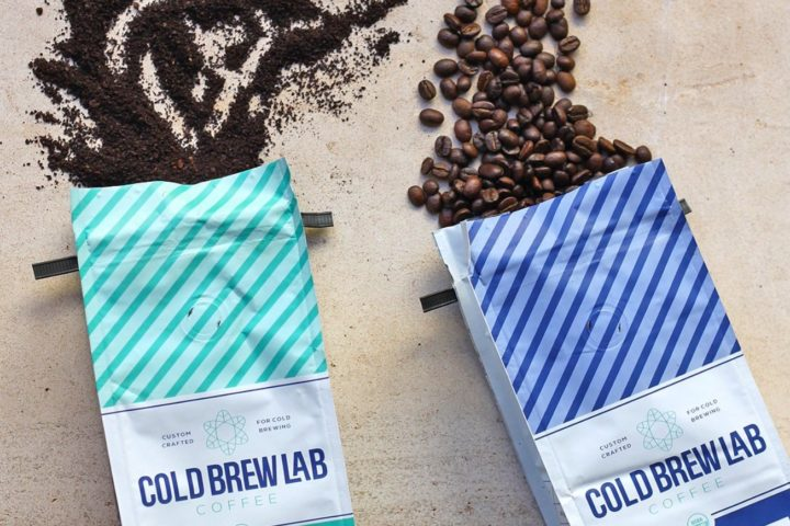 Cold Brew Lab Organic Coarse Ground Coffee