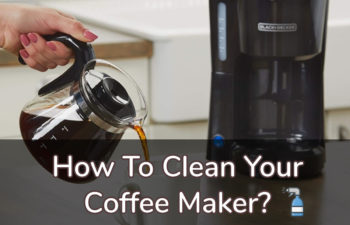Ways To Clean a Coffee Maker